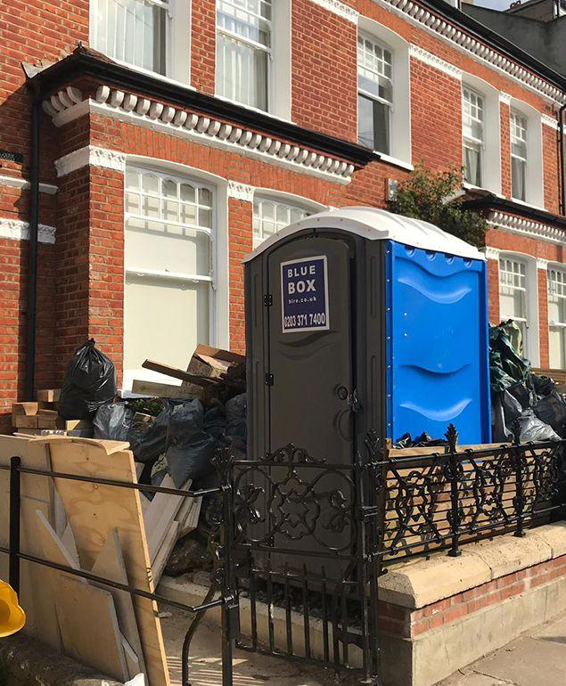 Portable Toilet Hire Croydon