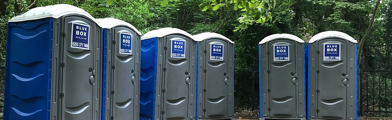 portable toilet hire in east london