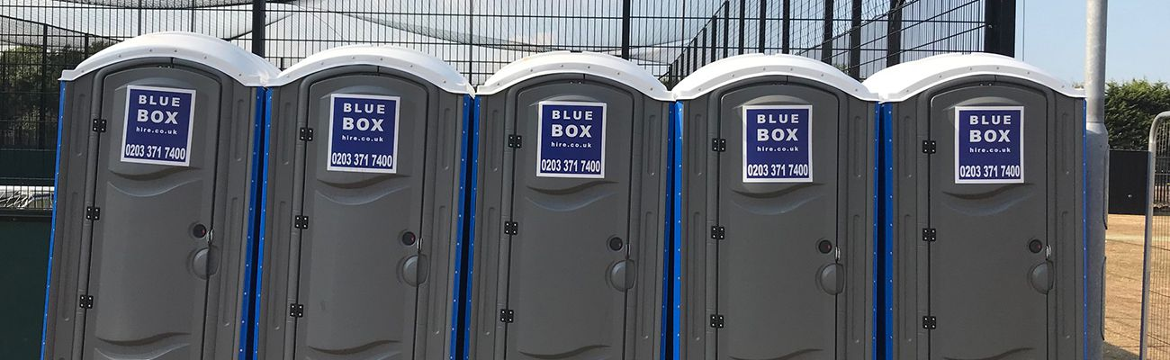 portable toilet hire in south london