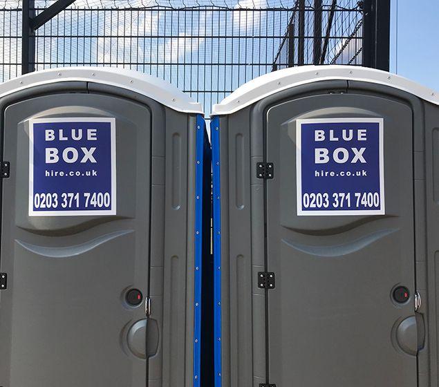 portable toilet hire west london