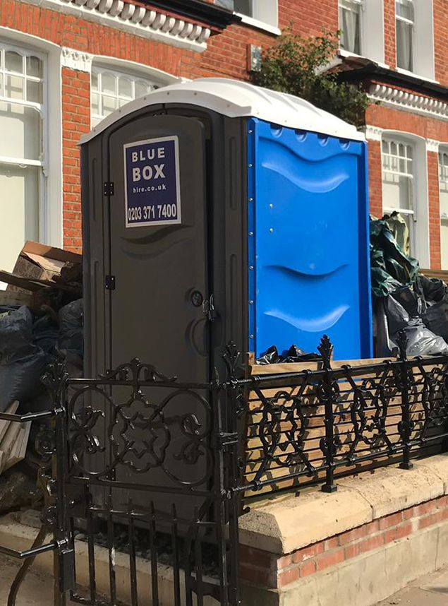 Portable Toilet Hire Bexley