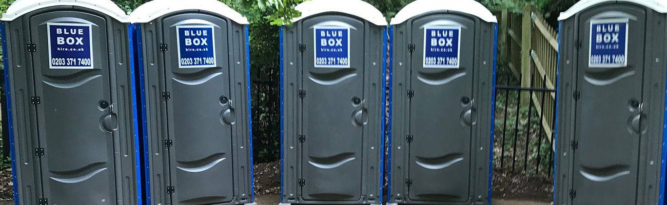 Portable Toilet Solutions in Bexley