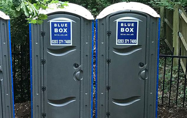 portable toilet hire peckham
