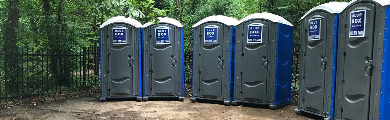 portable toilet hire in bermondsey